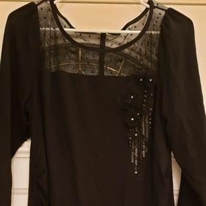 Size L White House black Market blouse